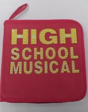 Mint NOS Disney High School Musical CD Board Game w/ Notebook Cover SEALED Fun