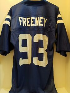 INDIANAPOLIS COLTS Dwight Freeney #93 NFL REEBOK JERSEY ADULY SMALL NWOT