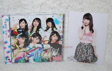 AKB48 High Tension 2016 Taiwan CD+DVD+Yuki Kashiwagi Card (Type E Ver.)