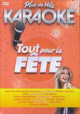 Tout pour la Fête Karaoke (DVD)