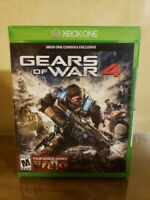 Gears of War 4 Physical Copy (Xbox One) Includes Gears of War 1, 2, 3,& Judgment