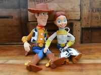 Toy Story Woody and Jessie Doll w/ Pull String Sounds