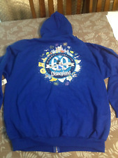 Disneyland 60th Anniversary Hoodie XL New with tags