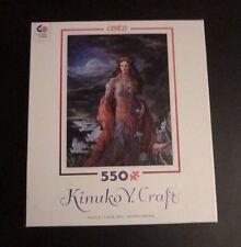 Isis 550 Piece Ceaco Jigsaw Puzzle Kinuko Y. Craft