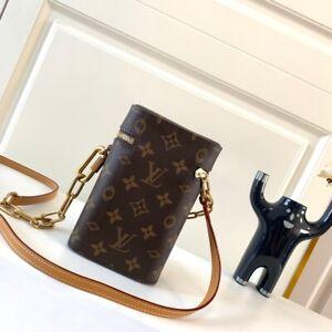 Pre-owned Authentic Women LOUIS VUITTON Bag LV Tote Handbag 17*10.5*5 cm