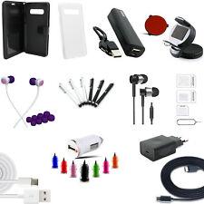 22 teiliges Samsung Galaxy S10+ / S10 Plus Zubehör Set Paket Tasche Logitech usw