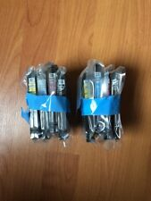 2 SETS Genuine EPSON 802 Initial Ink Cartridges Set WF Pro 4720 4730 4734 4740