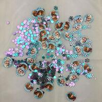 Disney Frozen Party Decor Anna Elsa Table Scatter Confetti Party Supply