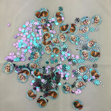 Disney Frozen Party Decor Anna Elsa Table Scatter Confetti Party Supply