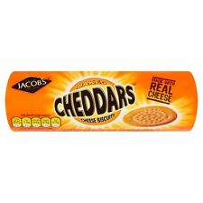 Jacobs Cheddars Cheddar Cheese Biscuits 150g x 6