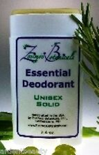 CLEARANCE! Zosimos Natural Essential Deodorant Solid