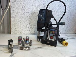 Evolution EVOMAG28  110 v Magnetic Drill