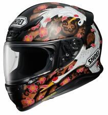 Shoei NXR Transcend Full Face Motorcycle Motorbike Helmet