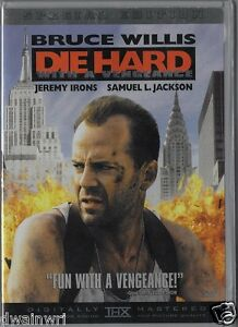 Die Hard With a Vengeance (DVD, 2-Disc)  THX Mastered - Bruce Willis