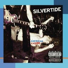 Silvertide - American Excess [New CD] Explicit, Extended Play, Manufactured On D
