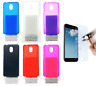 """Case Cover Gel TPU Silicone Wiko Lenny 5 (3G) 5.7"""" + Optional Protector"""