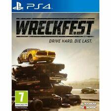 Wreckfest - PS4 neuf sous blister VF