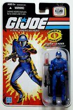 2007 Hasbro Gi Joe 25th Anniversary Cobra Commander V24 Foil Card MOC