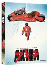 Akira (DVD, 2013) 25th Anniversary Edition)Brand New W/Slipcover