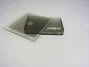Used Cokin Cromofilter SA SOFT GREY 1 A 62 Made in France 6318042