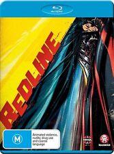 Redline (Blu-ray, 2011) BRAND NEW REGION B