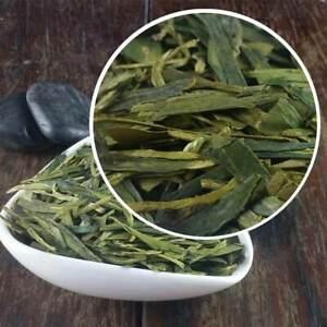 2021 Chinese Dragon Well Green Tea Loose leaf Longjing Lung Tea Ching 250g