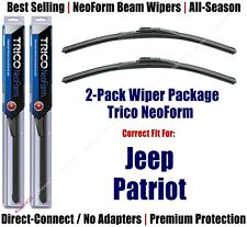 2-Pack Super-Premium NeoForm Wipers fit 2007+ Jeep Patriot - 16210x2