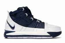 Nike Zoom LeBron 3 III QS Men's Hi Top Basketball Trainers 2019 |UK 6.5 | US 7.5