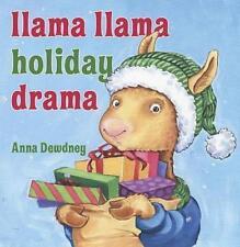 Llama Llama Holiday Drama paperback book New.