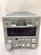 DENON DN-M991R MD RECORDER Mini Disk Audio Studio Recording Music { UNTESTED }