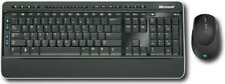 Sealed Microsoft Desktop 3000 MFC-00001 Wireless Keyboard & Optical Mouse New