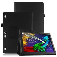 Premium Flip Leather Case Cover Stand for Lenovo Tab 3 10 Tablet TB-X103F 16GB