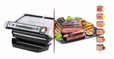 Tefal GC702D Grill électrique Optigrill 2000 W 6 programmes revêtement antiadhésif NEUF