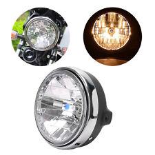 Motorcycle Headlight Lamp For Honda CB400 Hornet900 VTEC VTR250 12V 35W