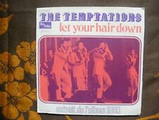 SP THE TEMPTATIONS - Let Your Hair Down   Tamla Motown ‎– 2C 008 95 065   (1973)