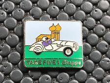 PINS PIN BADGE CAR BMW TAKE FIVE 1 ETAPPE