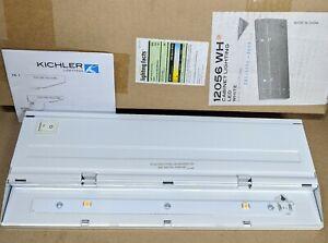 Kichler Lighting 12056WH LED Cabinet Lighting (White) ***NEW***