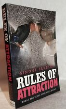 Simone Elkeles Rules Of Attraction (Simon & Shuster 2010) englishs book