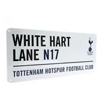 Tottenham Hotspur F.C. Street Sign PLATE WHITE HART LANE GIFT