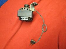 Leslie Or Conn Or Hammond Organ Speaker Motor-Not Sure Which It'S From?