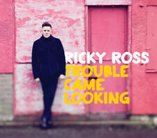 Ricky Ross : Trouble Came Looking CD (2013) ***NEW***