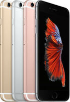 Apple iPhone 6S Plus 128GB - Silver Space Gray Rose Gold - Unlocked | Poor (C)