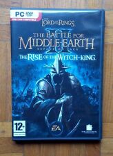 Lord of the Rings: The Battle for Middle-earth II 2- The Rise of the Witch-king