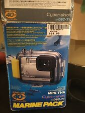 Water Proof Case (40m) For Sony Cybershot DSC-T1 5MP Digital Camera