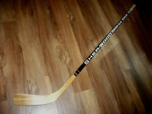 VINTAGE MID-LATE 1980'S GAME USED RAY BOURQUE BOSTON BRUINS HOCKEY STICK SIGNED