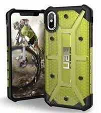 Urban Armor Gear: Plasma Series Case for Apple iPhone Xs / X Citron New In Box