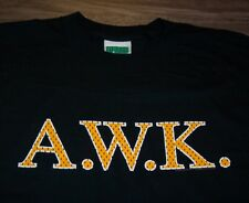 AWK ANDREW W.K. T-Shirt LARGE NEW