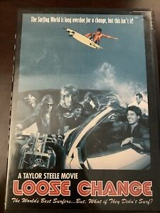 Loose Change (DVD, 2001) SURFING ROB MACHADO SHANE DORIAN