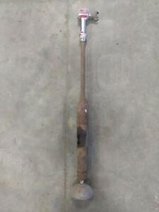 Chicago Pneumatic ? Air Powered Extended Reach Backfill Tamper Hammer packer