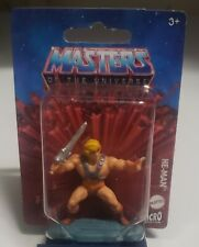 Masters Of The Universe He-man Micro Collection
